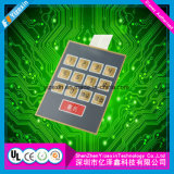 New Style Fart Waterproof Touch Switches Membrane Custom-Made Keyboard
