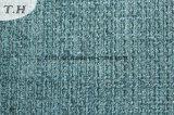Blauer fester Chenillegewebe-Großverkauf (fth31927)