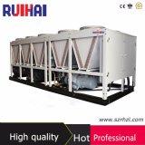 135 CV de Chiller Air-Cooled utilizados para la galvanoplastia y de refrigeración de anodización