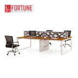 2 Seater Modern High Quality Office Desks와 Workstations (FOH-R1436)