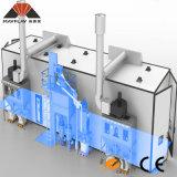 Esportatore del sistema di brillamento di granulosità, modello: Ms4080