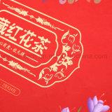 Heiße stempelnde gute Qualitätsverpacken- der Lebensmittelpapiersammelpacks für Imbiß