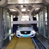 O melhor carro de lavagem bem escolhido para a arruela automática do carro com escova