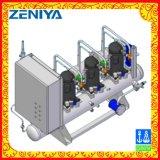 Hohe Leistungsfähigkeits-kolbenartiger Kompressor-kondensierendes Gerät