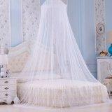 Moskito-Netz-Kabinendach für Bett, Königin-Größe, weiß