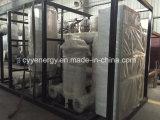 Kälteerzeugende Flüssigkeit-Argon-/Sauerstoff-Plombe Schiene-Eingehangen