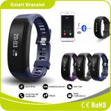 Moniteur de fréquence cardiaque Sport Bluetooth Smart Regarder la bande de remise en forme de mode