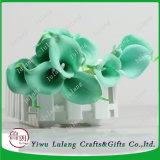 Calla Lily Flor jabón artesanal Cabeza de la flor artificial como el Real Flor