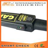 Détecteur de métaux tenu dans la main du scanner 1165180 superbe