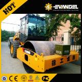 Nuevo tambor del doble del equipo de la compactación de Changlin rodillo vibratorio de 8 toneladas