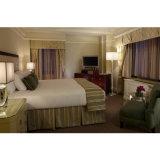 Orçamento elegante cama de casal conjunto de móveis para o Hotel utilizado (S.005)