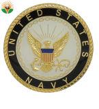 カスタム銅3Dの記念する硬貨