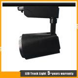 Spur-Licht des Qualitäts-weißes schwarzes System-LED