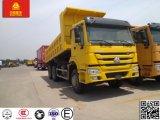 건축을%s ISO CCC HOWO 371HP Sinotruk 6X4 쓰레기꾼 또는 팁 주는 사람 덤프 트럭