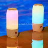 De draagbare MiniSpreker van de Stem van de Spreker van de Muziek van Lightshow van de Spreker Bluetooth Kleurrijke