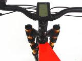 1000 vatios de MEDIADOS DE bici del mecanismo impulsor eléctrica con el sistema de suspensión ajustable