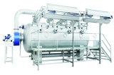 M.F. Eco-Teignent l'air et l'appareil de teinture écologique automatique liquide de partie de Multiflow