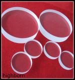 Fornitore di piccola dimensione libero della lastra di vetro del quarzo