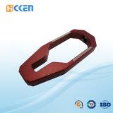 Soem-bearbeitete hochwertiger Aluminium CNC Farbe anodisierte Roller-Teile maschinell