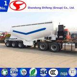 De betrouwbare Bulk Semi Aanhangwagen van de Tank van het Cement met Dieselmotor