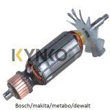 Rotor de la amoladora de ángulo para la armadura de Dewalt Dw848