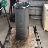Cesta do cilindro do filtro de tela da pressão para a máquina do equipamento da celulose