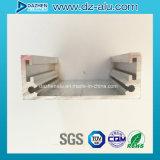 L'aluminium s'est articulé/le profil porte de tissu pour rideaux/guichet d'oscillation pour l'avant de film publicitaire/système