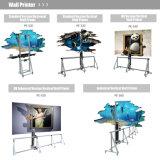 HD는 버전 수직 벽 인쇄 기계 PE-S50를 강화했다