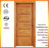 Sapele Veneer Wooden Honeycomb Core Door