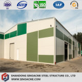 Stahlkonstruktion-Landwirtschafts-Lager für Korn-Speicher