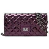 Sacs à main et sac à main en cuir portefeuilles marque design sac d'embrayage avec la chaîne Al339