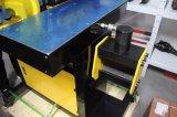 Машина обработчика шинопровода вырезывания обрабатывая машины шинопровода пробивая функциональная гидровлическая