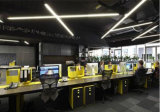 10064 Serie verbindbare LEDlineare Trunking-Licht-für Büro