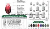 W97 % Cheburashka de pesées de tungstène couleur unie