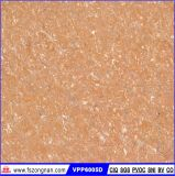 El cristal del color rojo de piedra porcelánico pulido azulejo de suelo (VPP6005D, 600X600m)