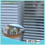 금속 건축재료 가격은 빨리 가건물 움직일 수 있는 조립식 콘테이너 집 EPS 바위 모직 유리솜 샌드위치 패널판을 건설했다