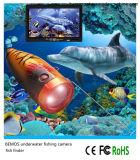 متناظر آلة تصوير نوع تحت مائيّ صيد سمك آلة تصوير نظامة