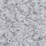Lajes de pedras de quartzo cinzento puro Fábrica/Caesarstone 4004 Pedra de quartzo/Pedra de quartzo artificial