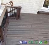 Decking composito d'abbellimento WPC del giardino resistente UV della nuova generazione