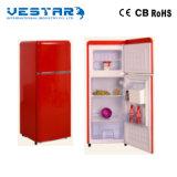 Gris côte à côte réfrigérateur de 4 portes pour la vente en gros