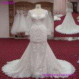 Платья кристаллический Beaded венчания вышивки Handwork Bridal