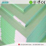 De Gipsplaat van Moistureshield van Jason voor Muur verdeling-12mm