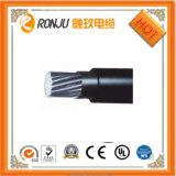 Cabo distribuidor de corrente desencapado aéreo reforçado da transmissão do condutor do cabo do condutor aço de alumínio ACSR