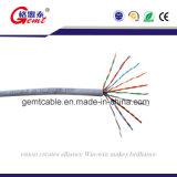 Kat 3 LAN Kabel van de Telefoon van de Kabel de Binnen/Openlucht (de paren van 2/10/20/25/50/100)