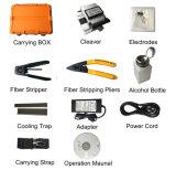 信頼できる製造業者の視覚のファイバー接続機械安定したスプライスの手持ち型のスプライサ