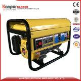 de Benzine Genset van de Hoogste Kwaliteit 2800W 2.8kw 3.8HP voor het Gebruik van het Huis