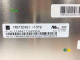 Tms150xg1-10tb 15 Zoll LCD-Bildschirmanzeige für industrielle Anwendung