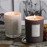 Duftende Kerzen steuern Kerzen im Glasglas automatisch an