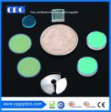 фильтр 18X12X0.5mm D263teco Hr/Ht Coated оптически зеленый