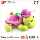OEM het Douane Gevulde Stuk speelgoed van de Pluche van de Schildpad Zachte voor Kinderen